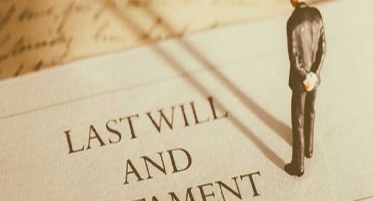 Revising a Will When Someone Dies
